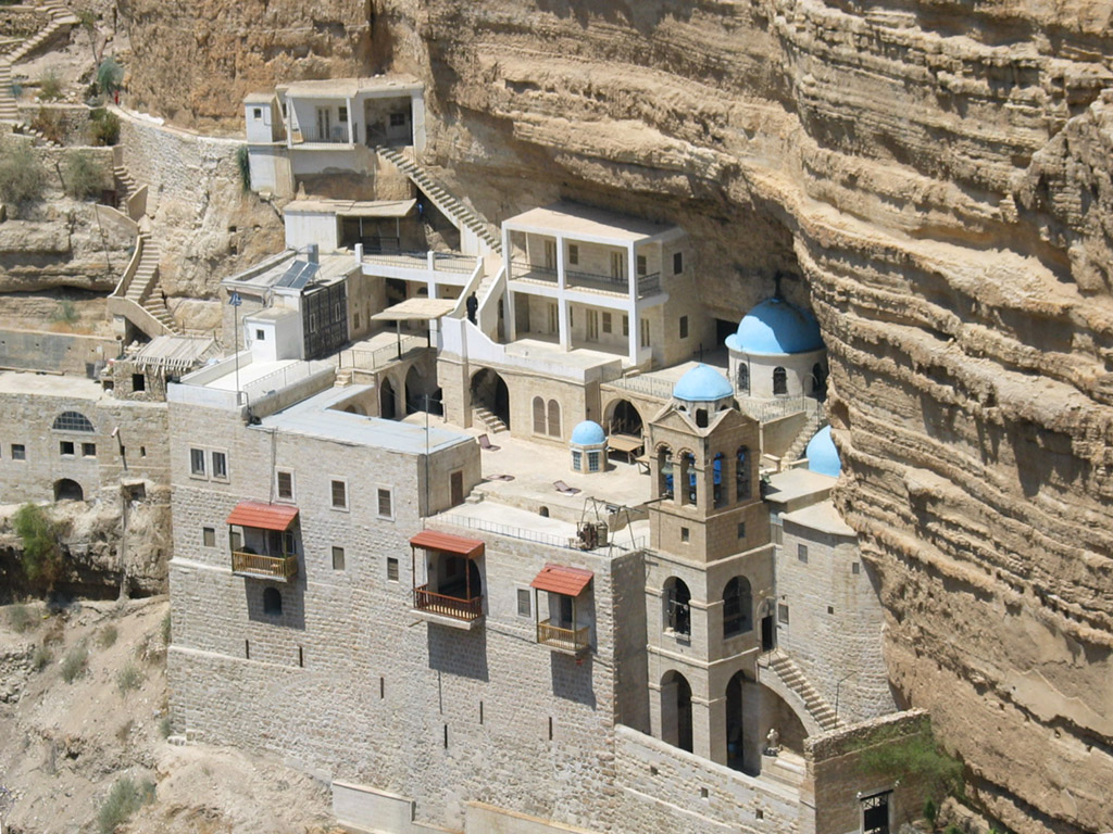 Monasteries In The World With The Deadliest Access Routes