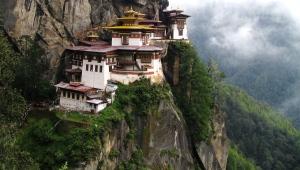 Taktshang Monastery-Bhutan
