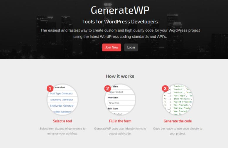 Generate WP