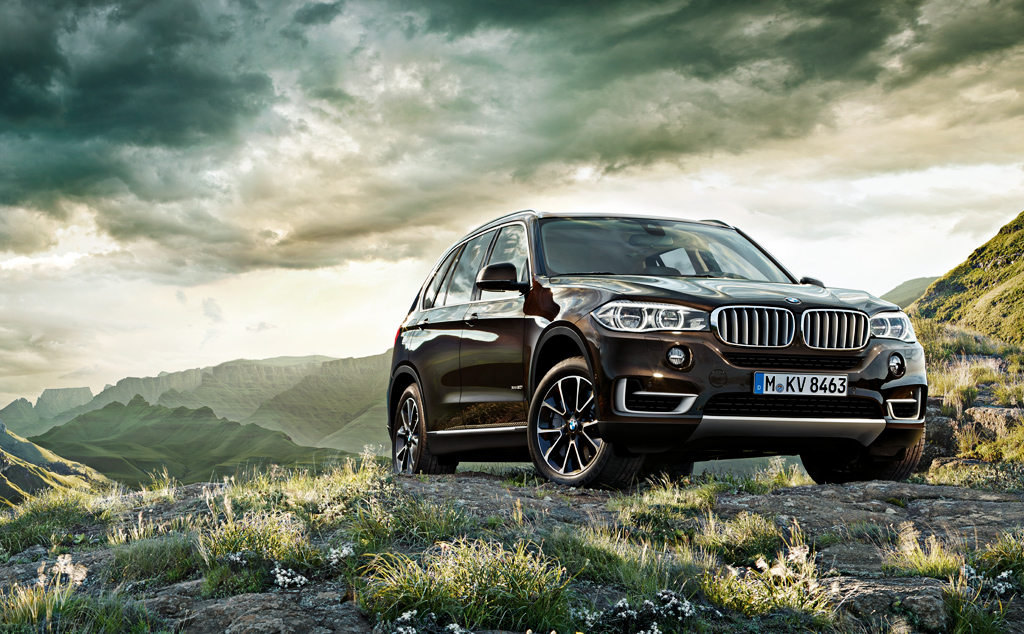 Short Overview Of BMW X5