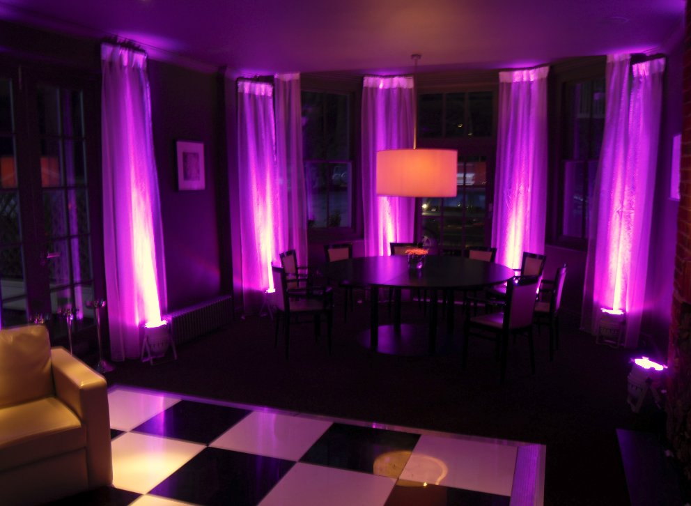 Things To Consider With LED Uplighting