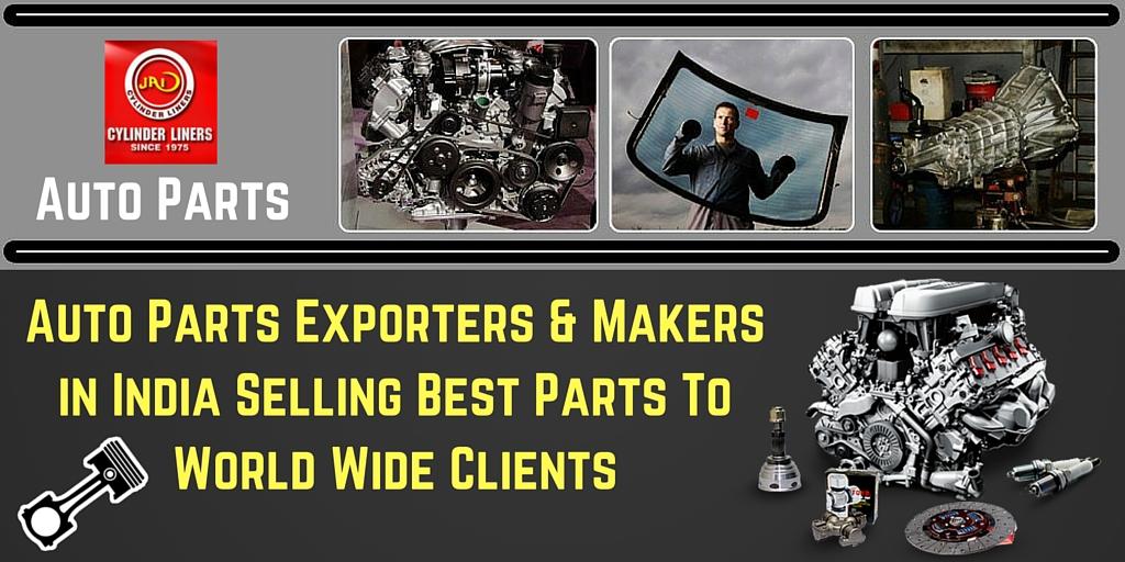 Auto parts exporters India
