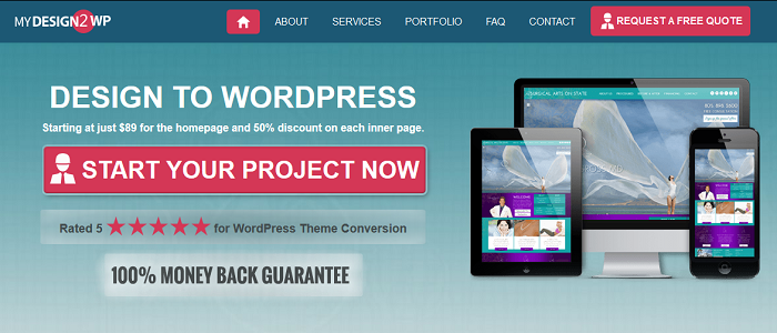 10 HTML To WordPress Service Providers 2016