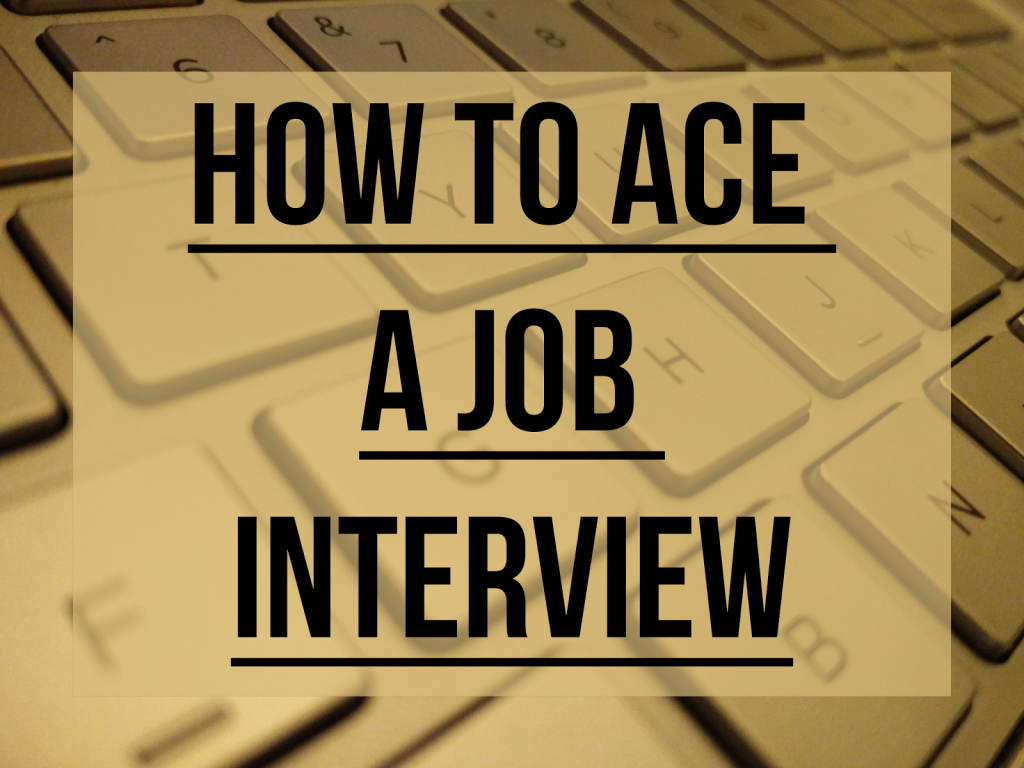 7 Incredible Tips to Ace a Job Interview