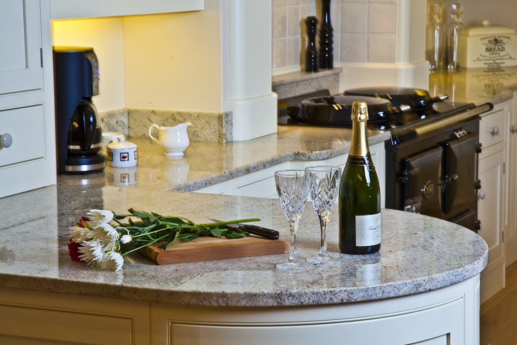 Pictures of work surfaces for BE Granite Granite