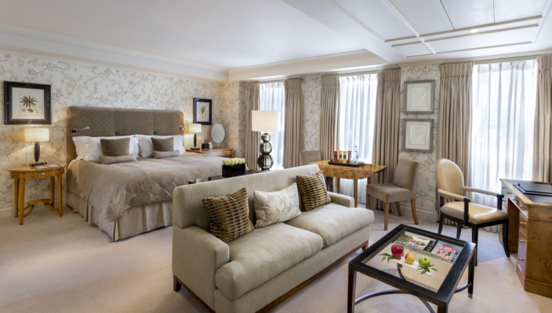 Luxury Suites In London - A Haven Of Comfort