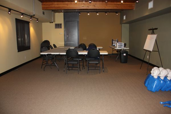 first aid training fort Saskatchewan