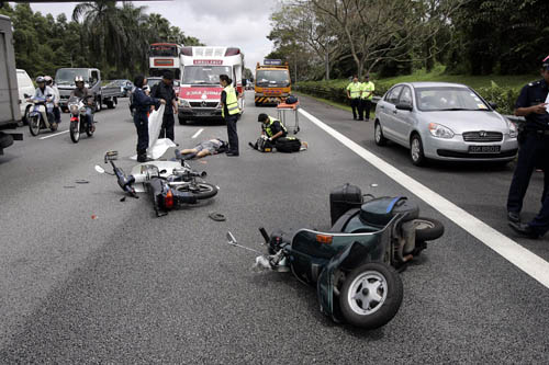 Special Hazards Of The Road That Exist For Motorcycle Riders