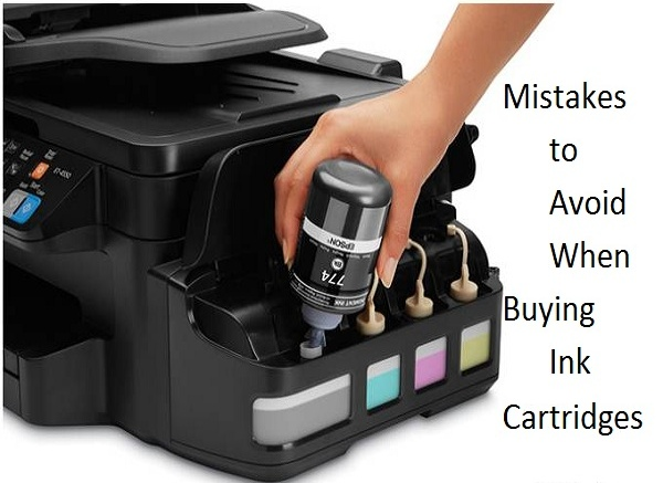 Most Common Ink Cartridge Buying Mistakes