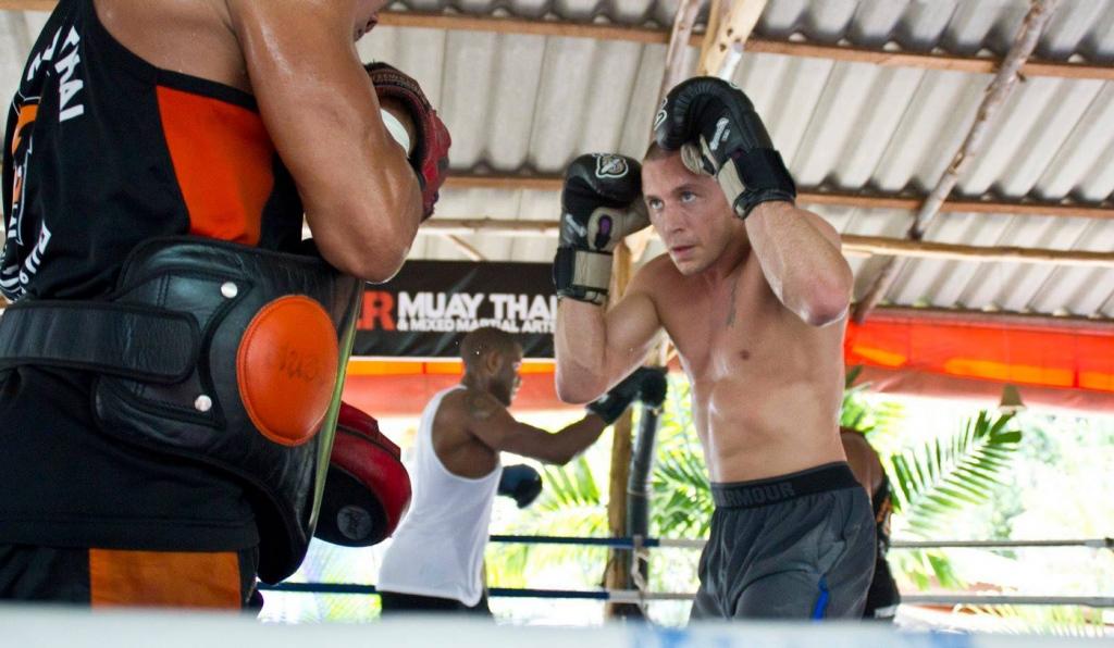 Muay Thai Training Gym In Thailand Will Make You Feel Reborn
