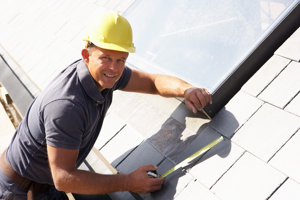 Repairing Your Roof Will Likely Be Needed