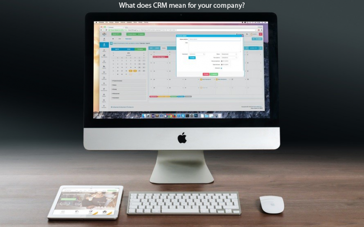 what does CRM mean for your company