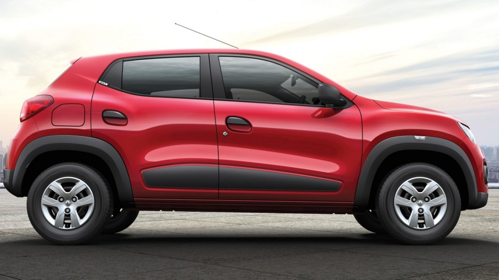 Renault Kwid 1.0L: You Need To Know So Far