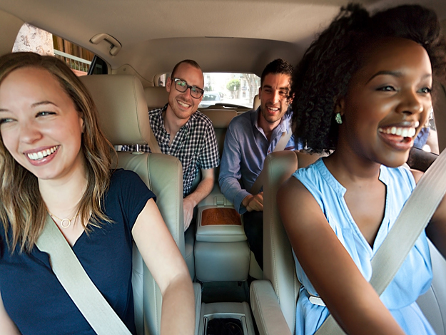 Ride Share Technology – How It Can Resolve Issues During Rush Hours!