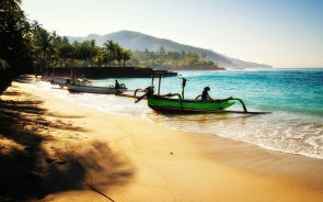 Living The Dream, In Bali