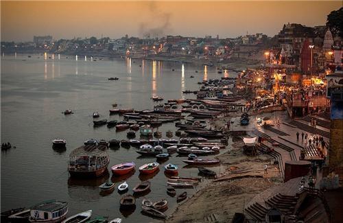 getaways from Varanasi