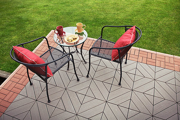 What Are The Advantages Of Toronto Plastic Outdoor Tiles?