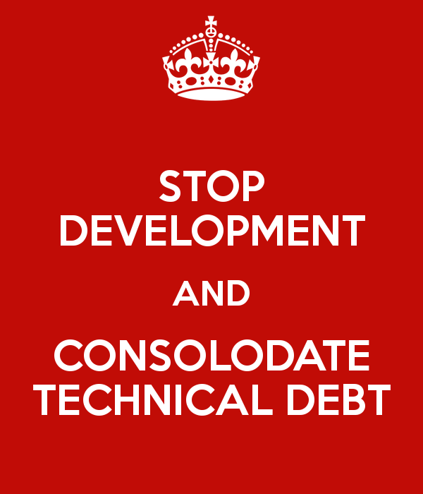 Working Through The Hazards Of Technical Debt With Debt Consolidated