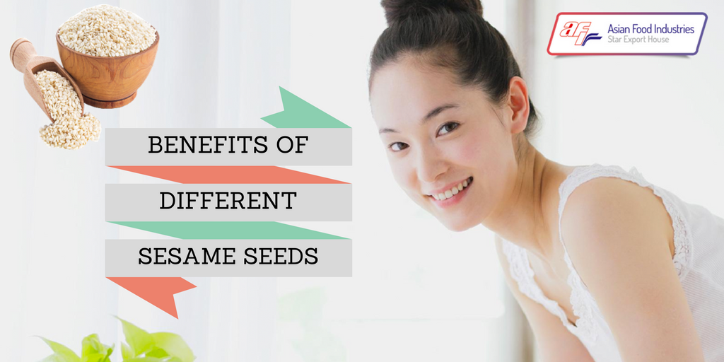 Sesame Seeds – Nutritional Facts & Amazing Health Benefits