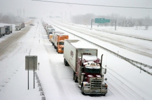 How Far Is The Trucking Industry Going Dormant