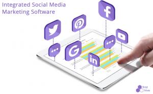 Integrated Social Media Marketing Software