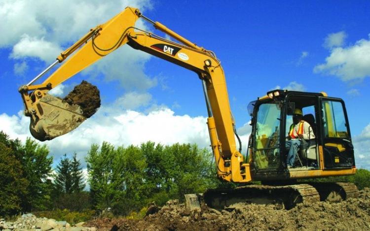 Obtaining Construction Equipment