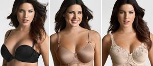 Online padded bra shopping