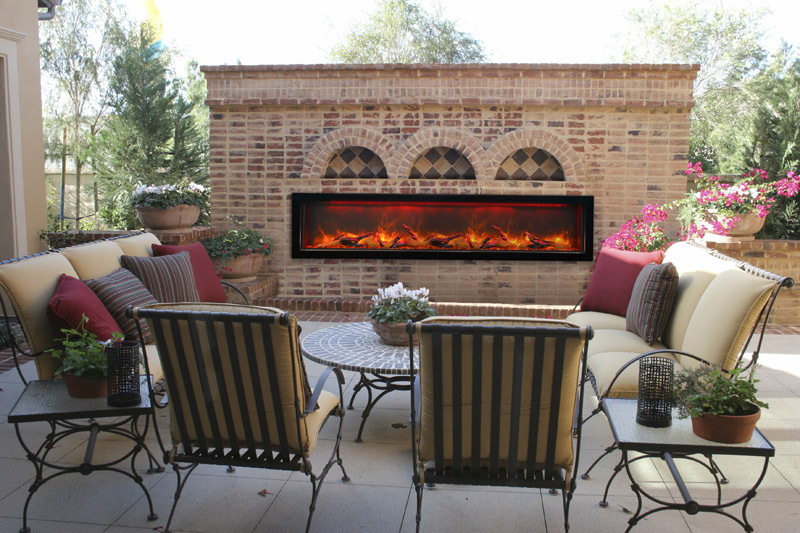 Top Reasons To Buy Electric Fireplace In The Spring & Summer