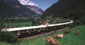 Venice- Simplon Orient Express, Europe