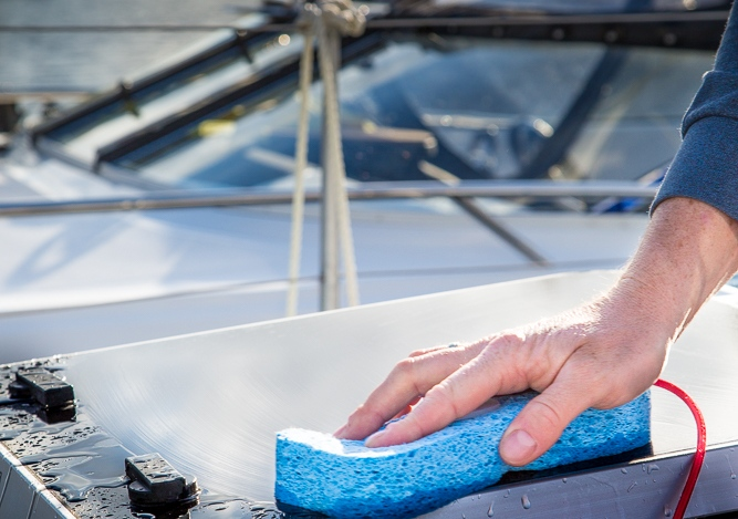 Advantages Of A Bail-out Sponge For Sailors