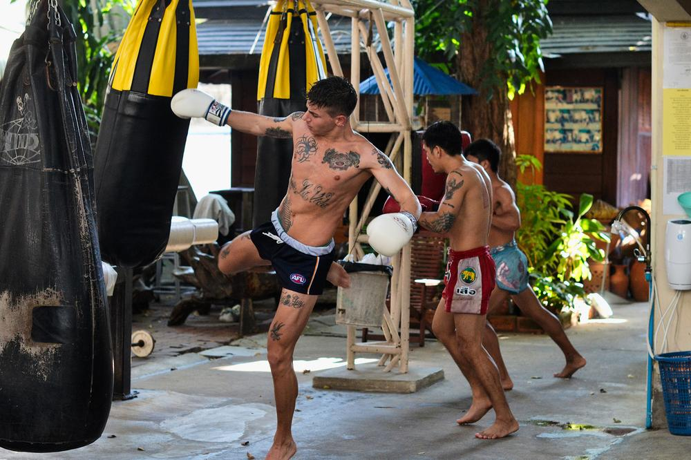 Travel To Muay Thai Camp For Holiday