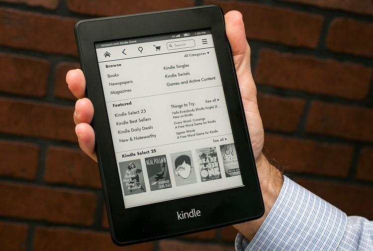 Can Amazon Make Kindle's Navigation Easier?
