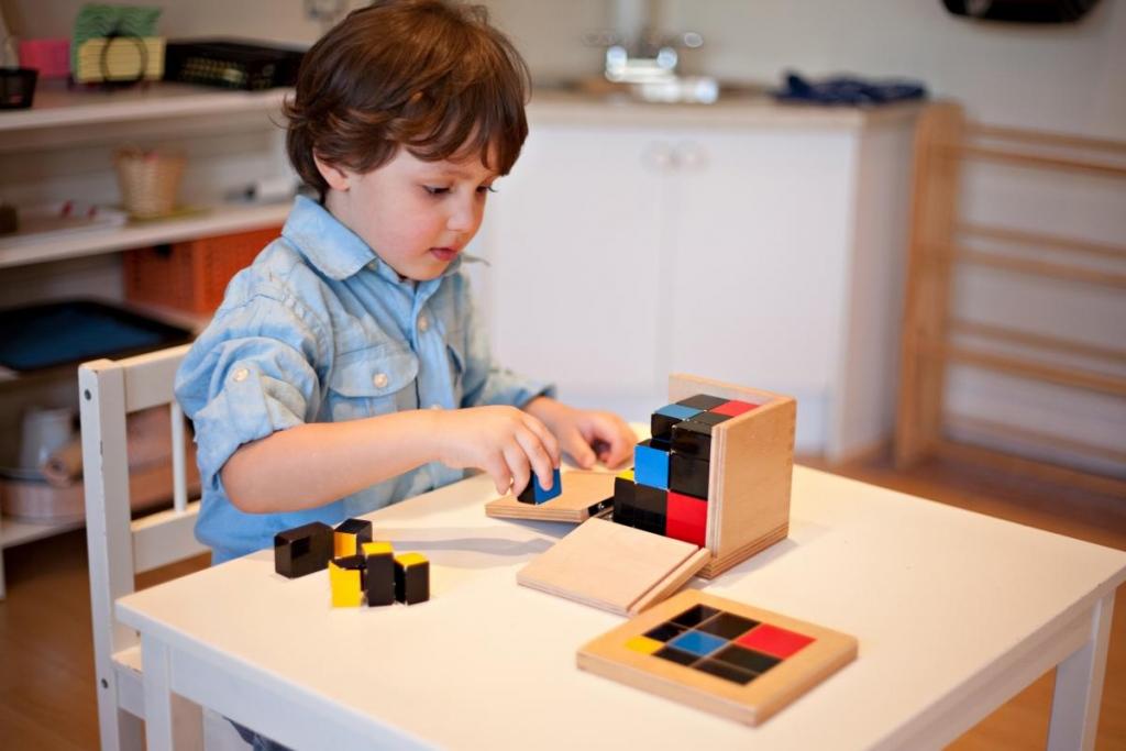 The Inside Of A Montessori School System