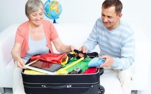 Family Travel Packing