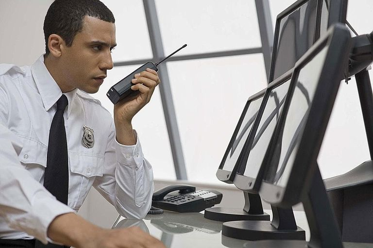 Top Security Guard Company In India
