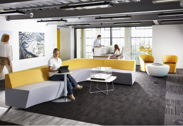 What Your Office Furniture Says About Your Business