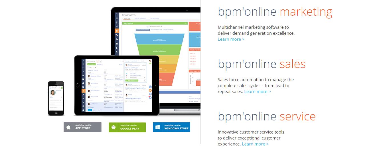 BPM'online Software
