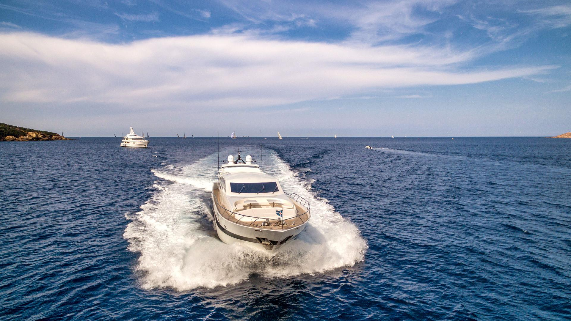 Monaco Grand Prix: The Yacht Charter Event Of 2017