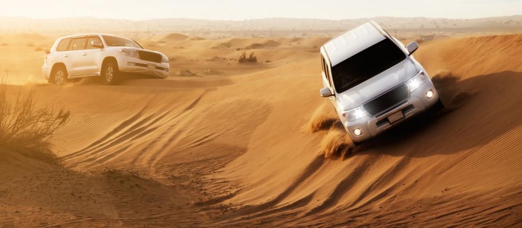 Desert Safari in Dubai – What to Expect?