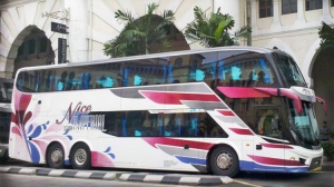 bus from KL to JB