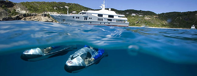 Booking Yachts Charters In Bahamas And Enjoying Various Water Sports