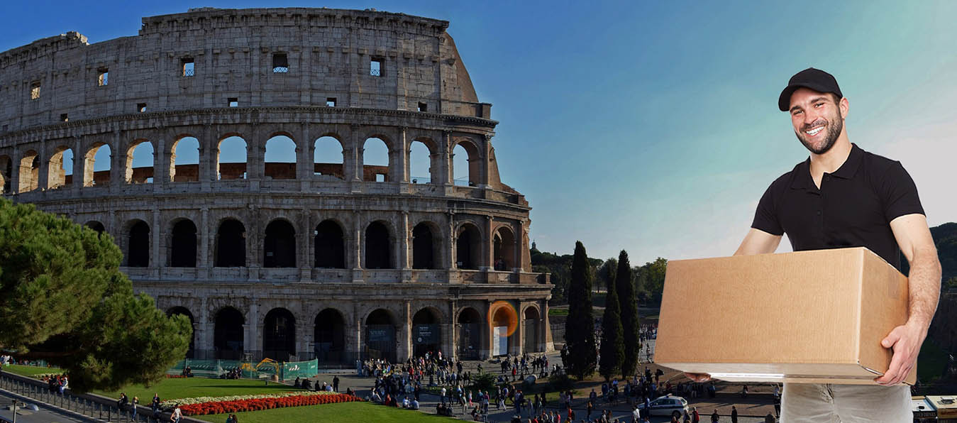 Courier Your Suitcase As A Parcel To Italy