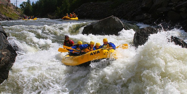 Why White-water Rafting Is So Popular