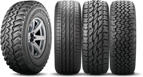 SUV Tyres: How To Choose The Right Replacement Pair?