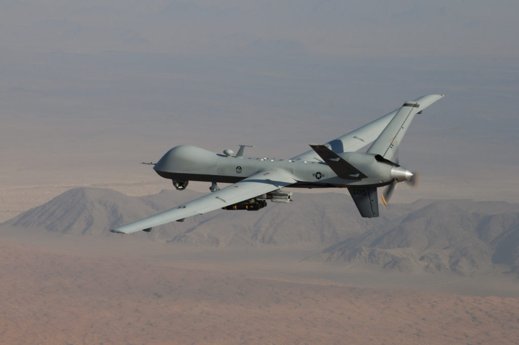 A Brief Insight Into The Military and The Drone