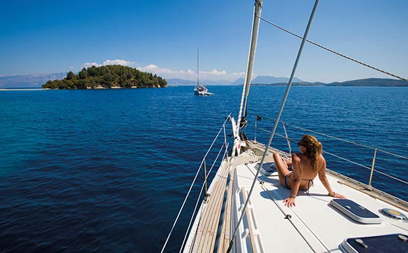 Choose An Expert To Plan Your Ionian Sailing Holiday