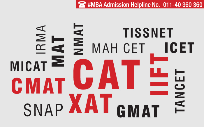 Various Entrance Exams For MBA Admission