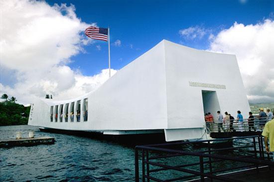 U.S.S. Arizona Memorial Honolulu
