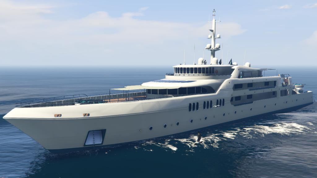 Upgrading To A Luxury Vessel With Online Shopping