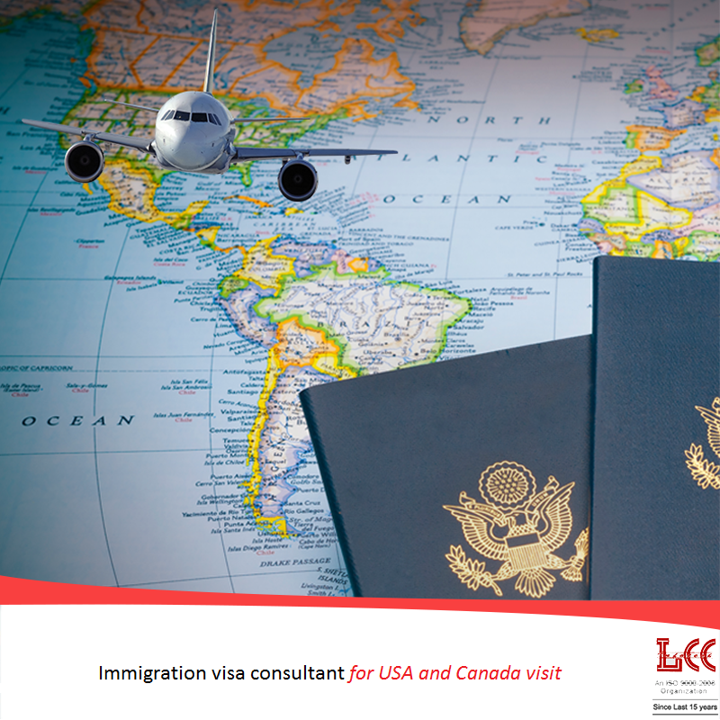 Immigration Visa Consultant For USA and Canada Visit